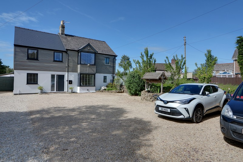 Main Road With Separate Annex, Mile End, Coleford, Gloucestershire. GL16 7BY